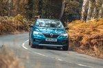 Renault Arkana 2021 front tracking