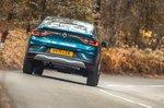 Renault Arkana 2021 rear tracking