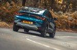 Renault Arkana 2021 rear cornering