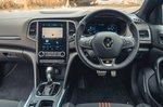 Renault Megane 2021 interior dashboard