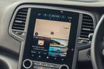 Renault Megane 2021 interior infotainment