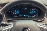 Renault Megane 2021 interior driver display
