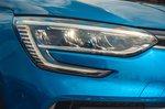 Renault Megane 2021 headlight detail