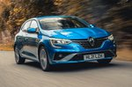 Renault Megane 2021 front right tracking