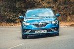 Renault Megane 2021 front cornering