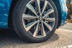 Renault Megane 2021 alloy wheel detail