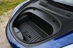 Tesla Model 3 2021 'frunk' front boot open