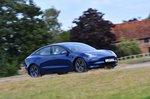 Tesla Model 3 2021 right tracking