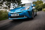 Toyota Prius 2021 front left tracking