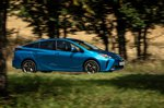 Toyota Prius 2021 right tracking