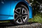 Toyota Prius 2021 alloy wheel detail
