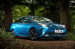 Toyota Prius 2021 front right static