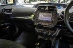 Toyota Prius 2021 interior detail