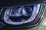 Suzuki Ignis 2021 headlight detail