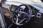 Suzuki Ignis 2021 interior steering wheel detail