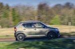 Suzuki Ignis 2021 right tracking