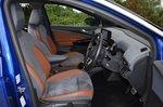 Volkswagen ID.4 2021 interior front seats
