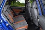 Volkswagen ID.4 2021 interior rear seats