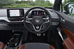 Volkswagen ID.4 2021 interior dashboard