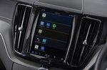 Volvo XC60 2021 interior infotainment