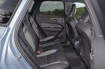 Volvo XC60 2021 interior rear seats