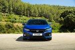 Honda Civic 2021 front static