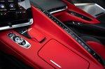 Chevrolet Corvette C8 Stingray 2021 interior detail