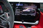 Chevrolet Corvette C8 Stingray 2021 interior infotainment