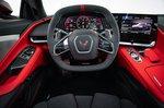Chevrolet Corvette C8 Stingray 2021 interior dashboard
