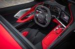 Chevrolet Corvette C8 Stingray 2021 interior driver's seat