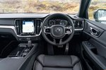 Volvo S60 2021 interior dashboard