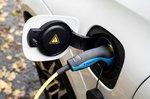 Volvo S60 2021 PHEV charging detail