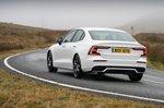 Volvo S60 2021 rear cornering