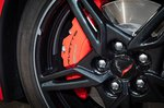 Chevrolet Corvette C8 Stingray 2021 alloy wheel detail