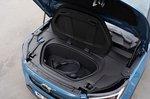 Volvo C40 Recharge 2022 front boot open