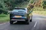Honda HR-V 2021 rear tracking
