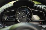 Mazda 2 2022 interior driver display