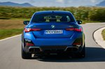 BMW I4 2021 rear