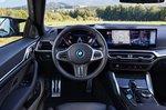 BMW I4 2021 LHD dashboard