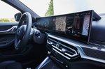 BMW I4 2021 infotainment