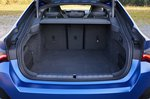 BMW I4 2021 LHD boot open