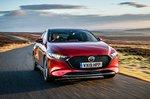 Mazda Mazda3 2019 front tracking shot