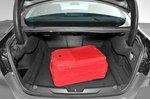 Jaguar XE 2019 RHD boot open