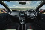 Dacia Sandero Stepway 2019 RHD dashboard