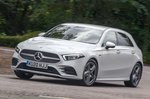 Mercedes-Benz A-Class A250 2020 front tracking