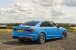 Audi A4 2021 right static