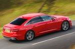 Audi A6 Saloon Line