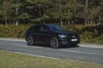 Audi SQ8 2021 right tracking
