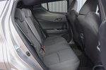 Toyota C-HR 2018 rear seats