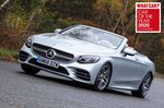 S Cabriolet 2020 awards pic